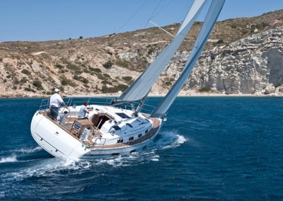 Bavaria 40CR - 2008-Lefkas Port